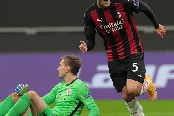 Manchester United Diogo Dalot has described his experience at AC Milan