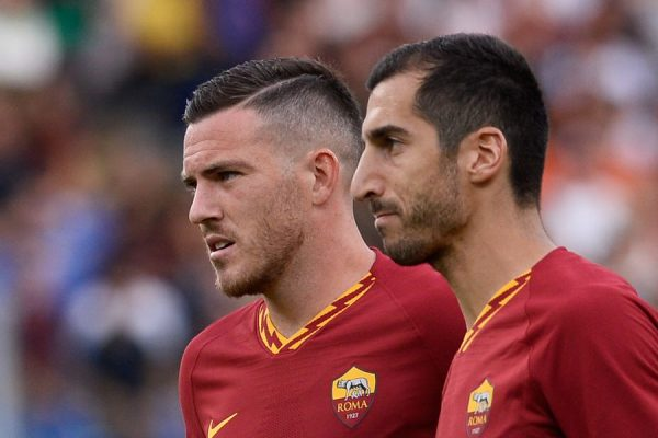 Roma have been hit with bad news