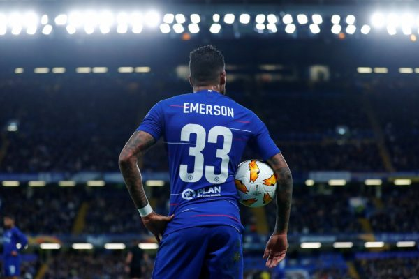 Emerson Palmieri has revealed he needs to leave Chelsea for more playing