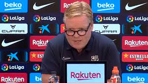 Barcelona coach Ronald Koeman defies questions about his futureAfter the last game, they only managed to beat Cadiz 0-0.