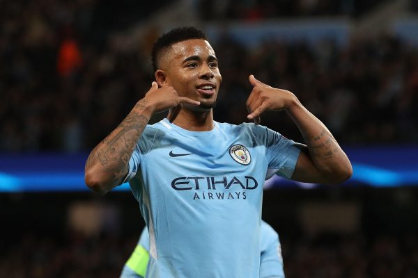 Manchester City striker Gabriel Jesus has revealed about his position